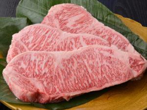 A5ランクの牛肉